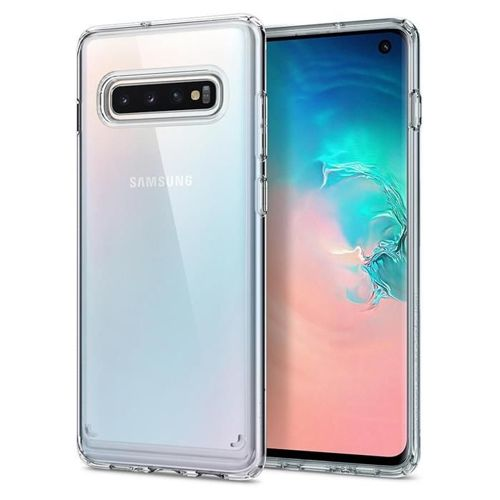 SPIGEN ULTRA HYBRID GALAXY S10 CRYSTAL CLEAR