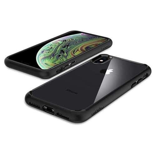 SPIGEN ULTRA HYBRID IPHONE X / XS MATTE BLACK