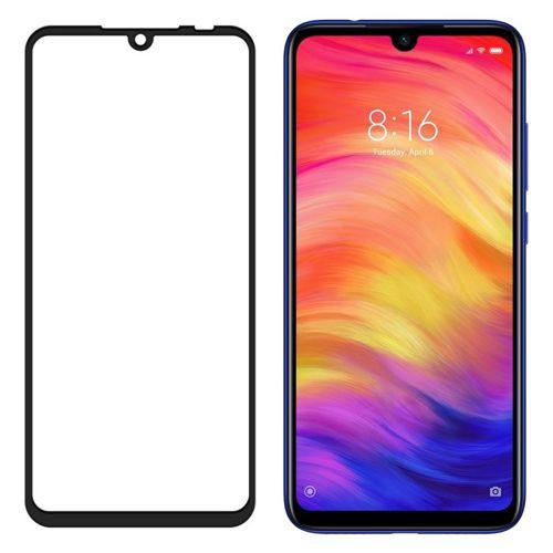 SZKŁO HARTOWANE FULL GLUE Xiaomi Redmi 7 czarny