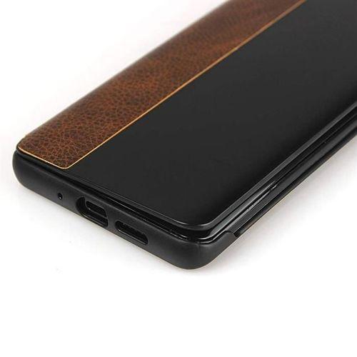 Sleep Case pokrowiec etui z klapką typu Smart Cover Huawei P30 Pro różowy