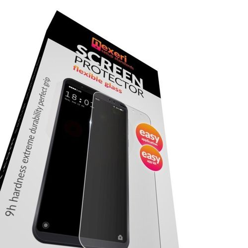 Szkło hartowane hybrydowe Nexeri Nano Flexible Glass IPHONE 11 PRO