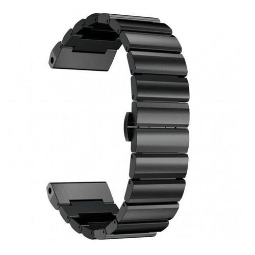TECH-PROTECT LINK opaska pasek bransoleta BAND GARMIN FENIX 3/5X/3HR/5X PLUS/6X/6X PRO BLACK