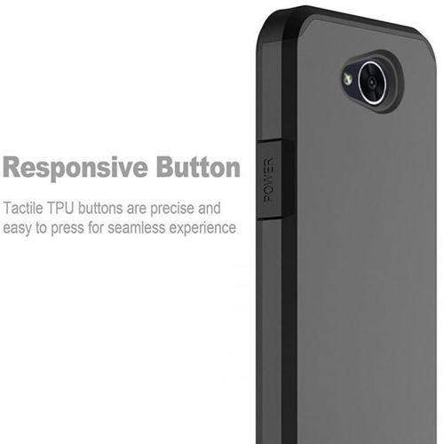 TECH-PROTECT TOUGH LG X POWER 2 BLACK