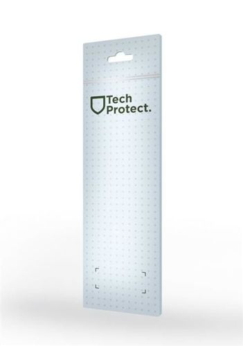 TECH-PROTECT opaska pasek bransoleta SMOOTH GARMIN FORERUNNER 220/230/235/630/735 RED/BLACK