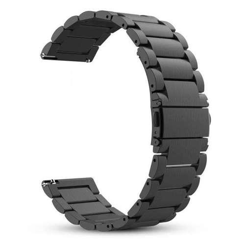 TECH-PROTECT opaska pasek bransoleta STAINLESS SAMSUNG GEAR S3 BLACK