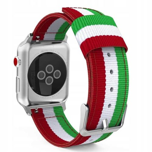TECH-PROTECT opaska pasek bransoleta WELLING APPLE WATCH 1/2/3 (42MM) ITALY
