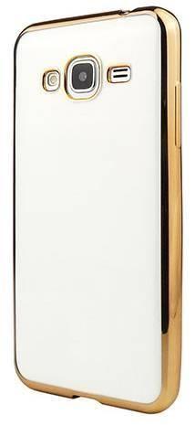 THIN MIRROR Samsung Galaxy J5 złoty