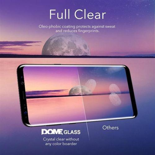 WHITESTONE DOMEGLASS zestaw zamienny GALAXY S9 CLEAR