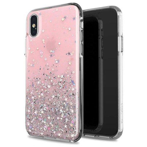 Wozinsky Star Glitter błyszczące etui pokrowiec z brokatem iPhone 11 Pro zielony