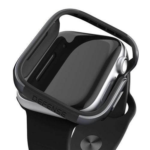 X-DORIA DEFENSE EDGE APPLE WATCH 4/5 (44MM) CHARCOAL