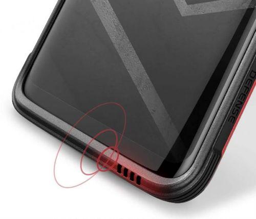 X-DORIA DEFENSE SHIELD GALAXY S9 RED