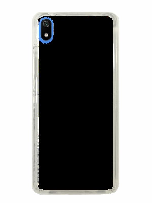 ZAPROJEKTUJ SWOJE ETUI Z BROKATEM Xiaomi Redmi 7A Srebrny