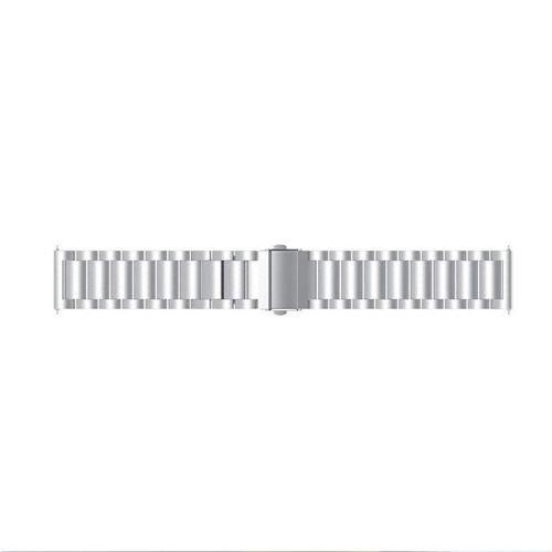 opaska pasek bransoleta STAINLESS SAMSUNG GALAXY WATCH 42MM SILVER