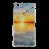 Etui slim case art SAMSUNG G920 S6 morze