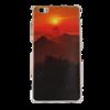 Etui slim case art SAMSUNG G920 S6 wulkan