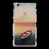 Etui slim case art SAMSUNG S7 EDGE łódka